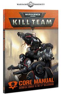 WH40K: KILL TEAM CORE MANUAL Regelbuch (Deutsch) - Games Workshop