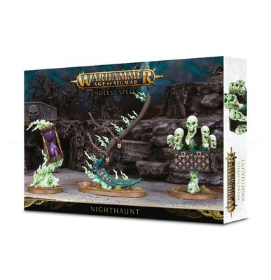Endloszauber: Nighthaunt Endless Spells - Warhammer Age of Sigmar - Games Workshop