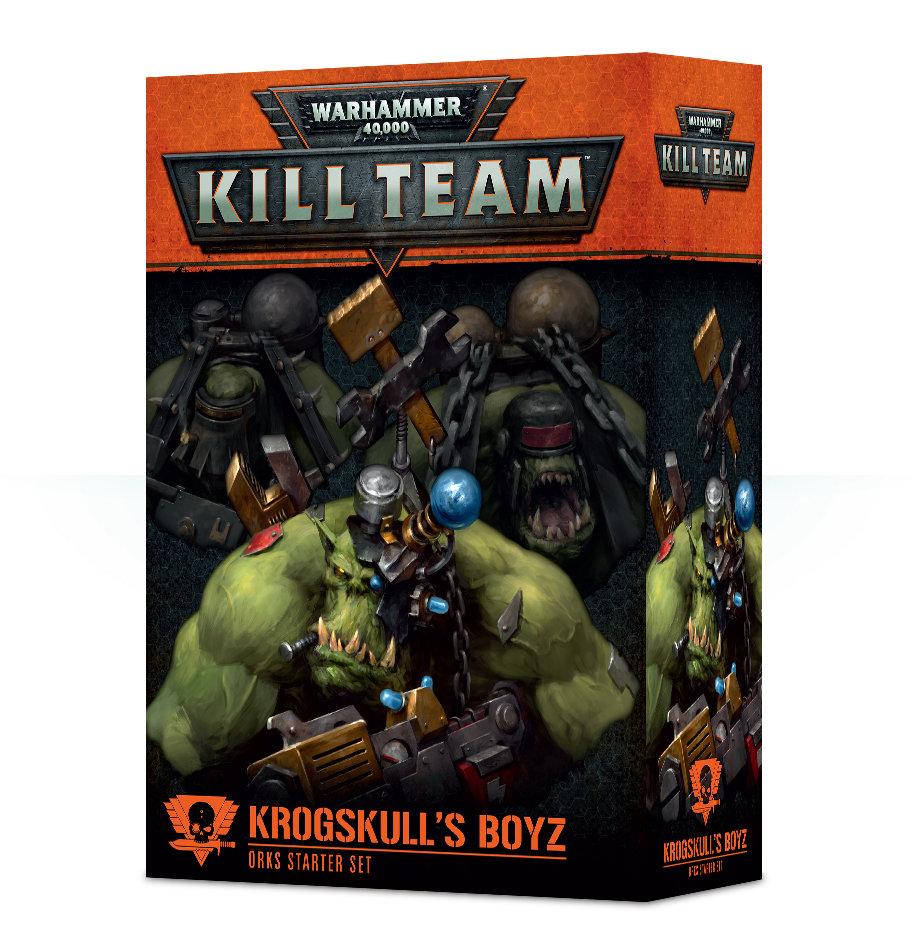 KILL TEAM: KROGSKULL'S BOYZ (ENGLISH) - Warhammer 40K - Games Workshop
