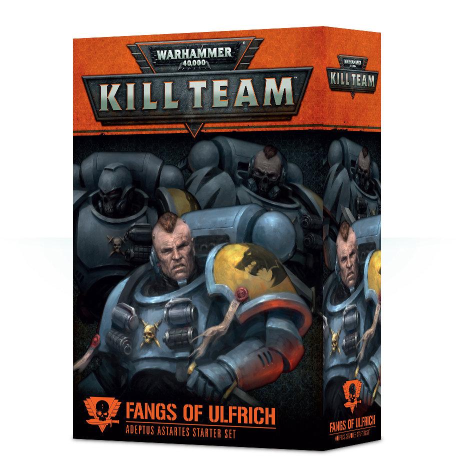 KILL TEAM: ULFRICHS REISSZÄHNE Deutsch - Warhammer 40K - Games Workshop