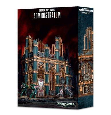 SECTOR IMPERIALIS ADMINISTRATUM Kill Team - Warhammer 40K - Games Workshop