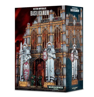 SECTOR IMPERIALIS BASILICANUM Kill Team - Warhammer 40K - Games Workshop