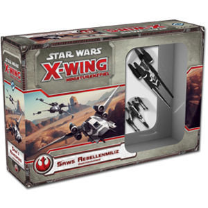Star Wars: X-Wing Miniaturen-Spiel - Saws Rebellenmiliz Deutsch