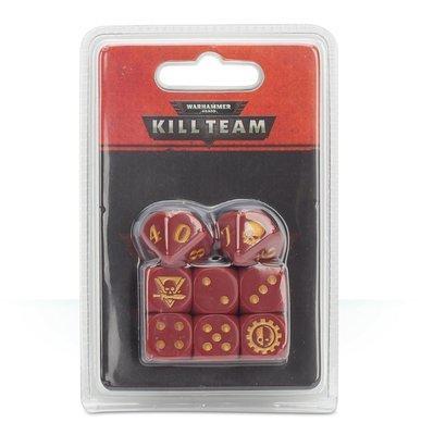KILL TEAM ADEPTUS MECHANICUS DICE Würfel - Warhammer 40K - Games Workshop