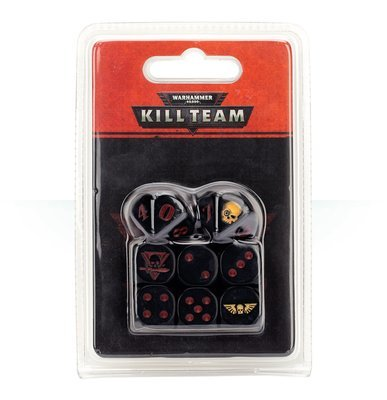 KILL TEAM ASTRA MILITARUM DICE Würfel - Warhammer 40K - Games Workshop
