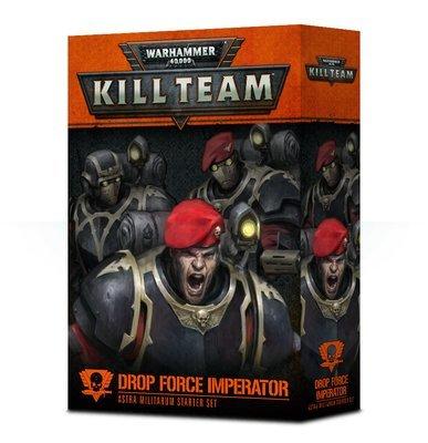 KILL TEAM: DROP FORCE IMPERATOR (ENG)  - Warhammer 40K - Games Workshop