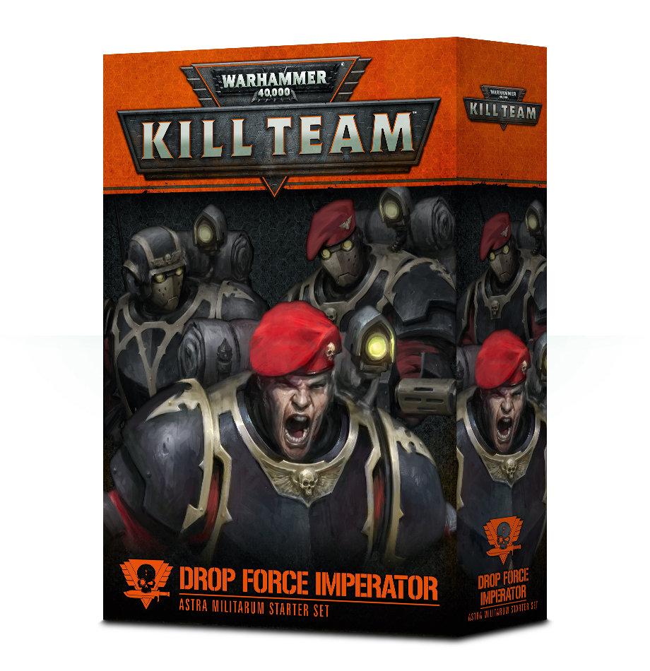 KILL TEAM: EINSATZKOMMANDO IMPERATOR Deutsch - Warhammer 40K - Games Workshop