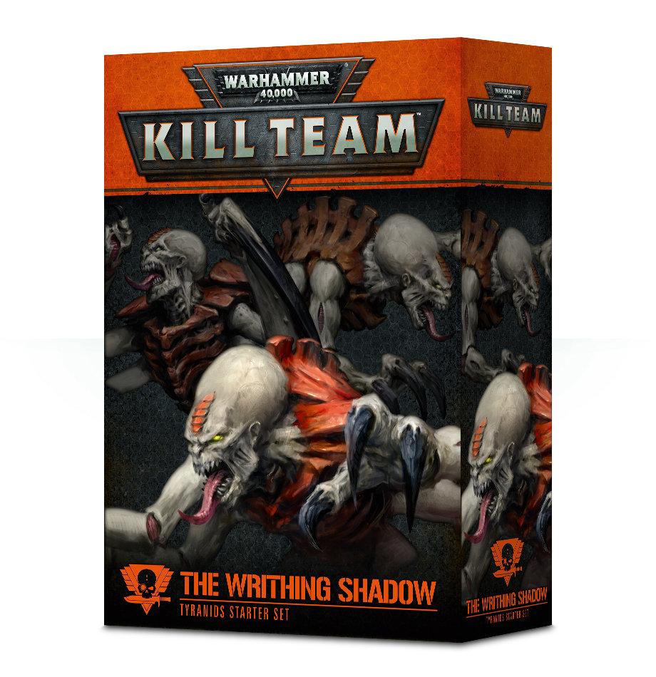 KILL TEAM: THE WRITHING SHADOW (ENGLISH) - Warhammer 40K - Games Workshop