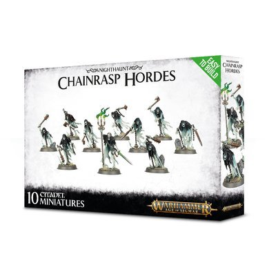 ETB NIGHTHAUNT CHAINRASP HORDES - Warhammer Age of Sigmar - Games Workshop