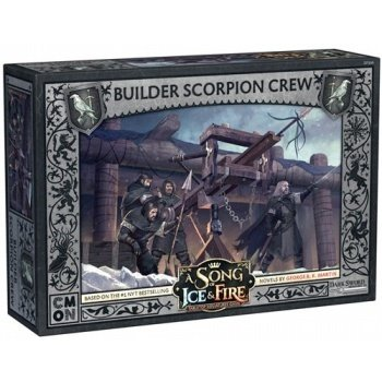 A Song Of Ice And Fire - Builder Scorpion Crew - EN