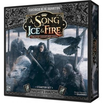 A Song Of Ice And Fire Core Box - Night's Watch Starter set - EN