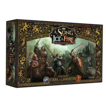 A Song Of Ice And Fire - Starter set - EN