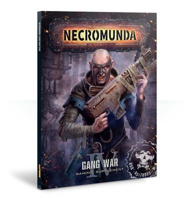 Necromunda: Gang War 4 (English) - Games Workshop