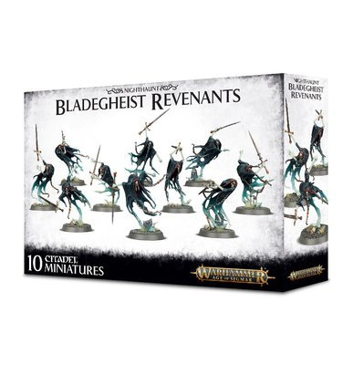 Bladegheist Revenants Nighthaunt - Warhammer Age of Sigmar - Games Workshop