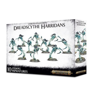 Dreadscythe Harridans Nighthaunt - Warhammer Age of Sigmar - Games Workshop