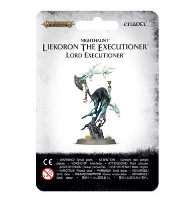 Nighthaunt Liekoron The Executioner - Warhammer Age of Sigmar - Games Workshop