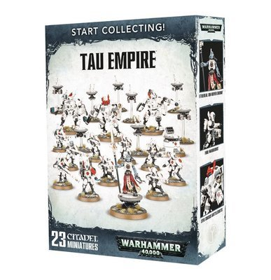 Start Collecting! Tau Empire - Warhammer 40.000 - Games Workshop