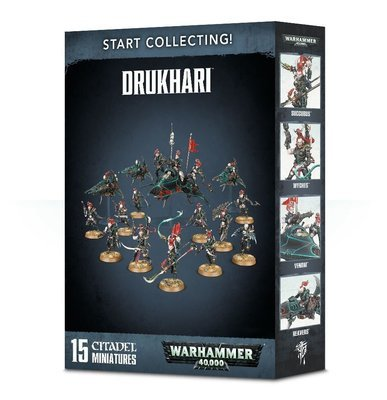 Start Collecting! Drukhari - Warhammer 40.000 - Games Workshop