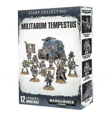 Start Collecting! Militarum Tempestus - Warhammer 40.000 - Games Workshop