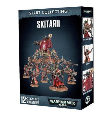 Start Collecting! Adeptus Mechanicus Skitarii - Warhammer 40.000 - Games Workshop