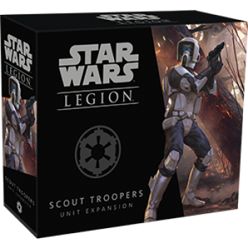 Star Wars Legion -Scout Troopers Scout Troopers • Erweiterung DE/IT - Fantasy Flight Games