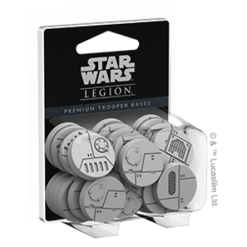 Star Wars Legion - Premium Trooper Bases - Fantasy Flight Games