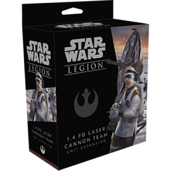Star Wars Legion - 1.4 FD Laser Cannon Team Unit Expansion Geschütz-Team - DE - Fantasy Flight Games