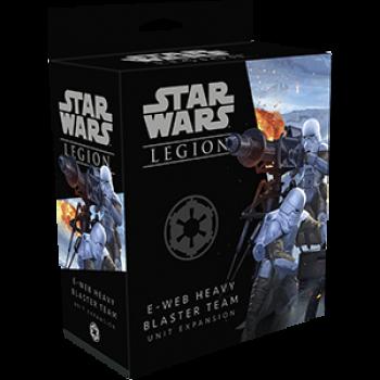 Star Wars Legion - E-Web Heavy Blaster Team Unit Expansion - EN - Fantasy Flight Games