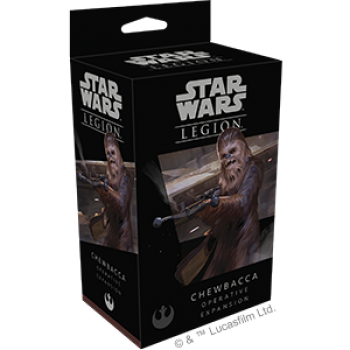 Star Wars Legion - Chewbacca Operative Expansion - DEUTSCH - Fantasy Flight Games