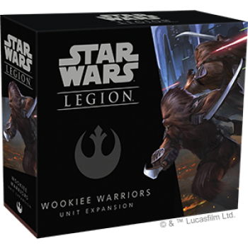 Star Wars Legion - Wookiee Warriors Wookiee-Krieger - DEUTSCH - Fantasy Flight Games
