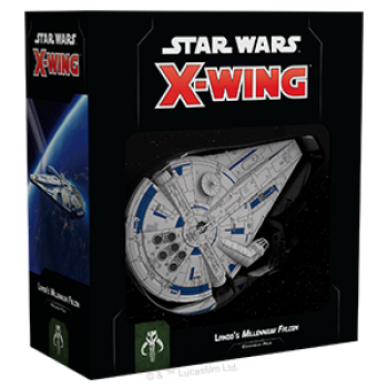 Star Wars X-Wing: Lando's Millennium Falcon Expansion Pack - Deutsch