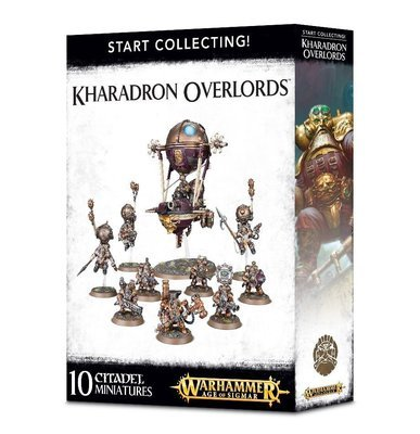 Start Collecting! Kharadron Overlords - Warhammer Age of Sigmar - Games Workshop