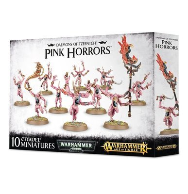 Pink Horrors of Tzeentech - Warhammer Age of Sigmar - Games Workshop