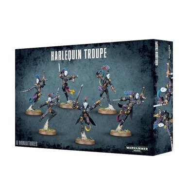 Harlequin Troupe - Warhammer 40.000 - Games Workshop