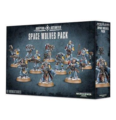 Space Wolves Pack Grey Hunters - Warhammer 40.000 - Games Workshop
