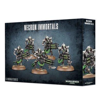 NECRON IMMORTALS/DEATHMARKS Unsterbliche - Necrons - - Warhammer 40.000 - Games Workshop