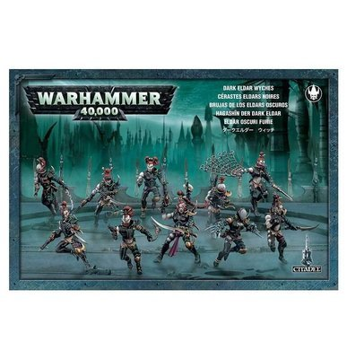 Dark Eldar Wyches Hagashin- Warhammer 40.000 - Games Workshop