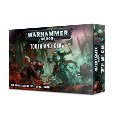 Tooth and Claw (Englisch) - Space Wolves - Warhammer 40.000 - Games Workshop