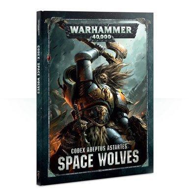 Codex: Space Wolves (Deutsch) - Warhammer 40.000 - Games Workshop