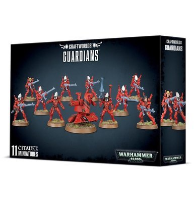 Guardian Squad Craftworlds Guardians - Warhammer 40.000 - Games Workshop
