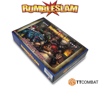 Back Alley Brawl - Rumbleslam