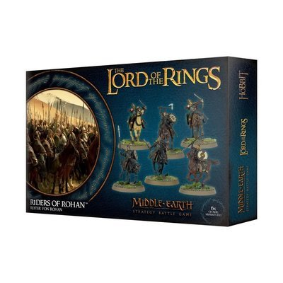 MO: LOTR: REITER VON ROHAN - Lord of the Rings - Games Workshop