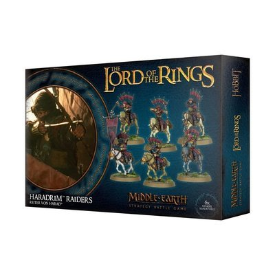 MO: LORD OF THE RINGS: REITER VON HARAD - Lord of the Rings - Games Workshop