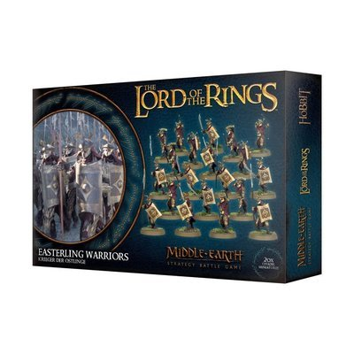 KRIEGER DER OSTLINGE - Lord of the Rings - Games Workshop