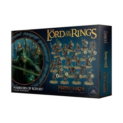 MO: LOTR: KRIEGER VON ROHAN - Lord of the Rings - Games Workshop
