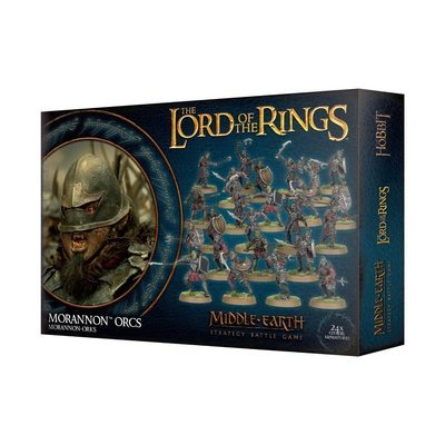 LOTR: MORANNON-ORKS - Lord of the Rings - Games Workshop