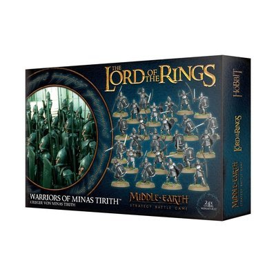 LOTR: KRIEGER VON MINAS TIRITH - Lord of the Rings - Games Workshop