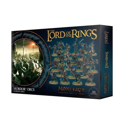 LOTR: MORDOR-ORKS - Lord of the Rings - Games Workshop
