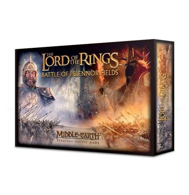 LOTR: BATTLE OF PELENNOR FIELDS (ENG) - Lord of the Rings - Games Workshop