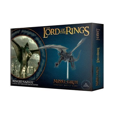 LOTR: NAZGUL AUF GEFLÜGELTEM SCHATTEN Winged Nazgul - Lord of the Rings - Games Workshop